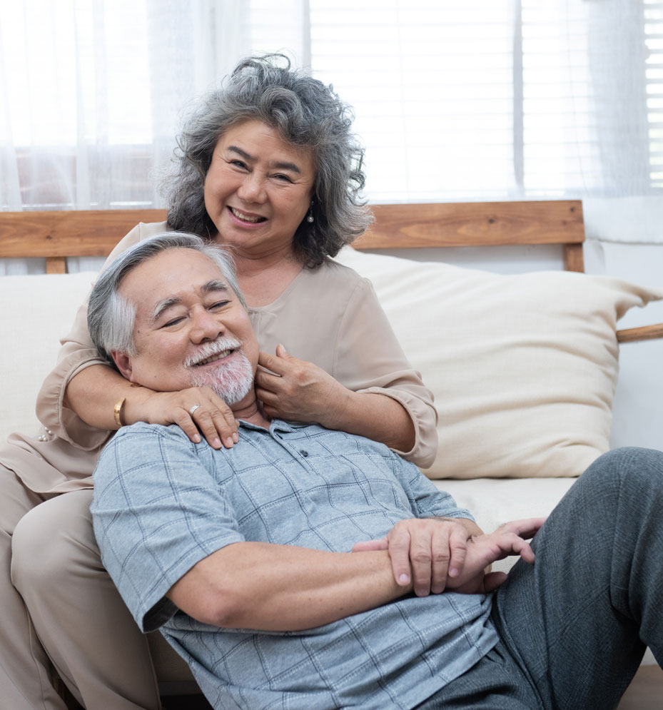 mature couple 1st choice credit union